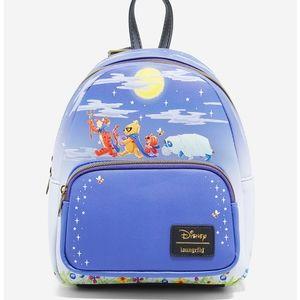 Loungefly Winnie pooh Halloween backpack